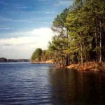 Lake Wateree – Eastern part of South Carolina