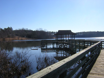 Lake Cunningham - Greer S.C. - Greenville County
