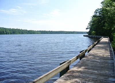 Lake Juniper - Cheraw State Park - Chesterfield County