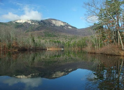 Lake Pinnacle - Table Rock State Park - Pickens County
