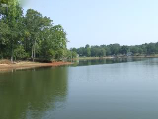 Lake Secession - Abbeville County