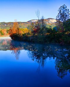 Lake Oolenoy - Table Rock State Park