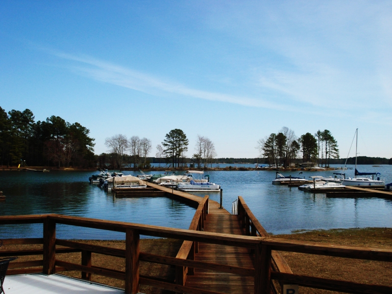 Lake Murray - one of the oldest in SC