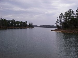 Lake Russell - US Army Corps of Engineers