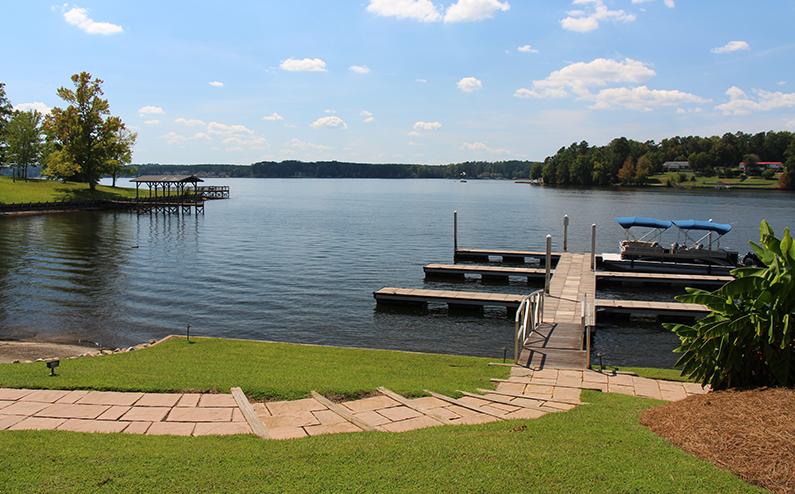 Lake Greenwood - Midlands of South Carolina