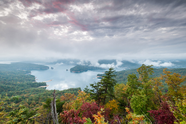 Lake Jocassee - South Carolina
