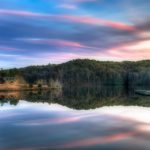 Lake Oolenoy – Table Rock State Park