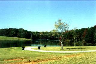 Lake Thicketty - Cherokee County