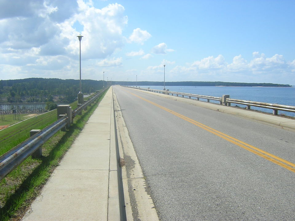 Lake Thurmond / Clarks Hill Reservoir
